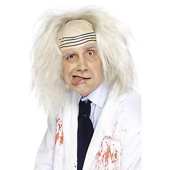Καθηγητής WIG ψυχοπαθής γιατρός περούκα