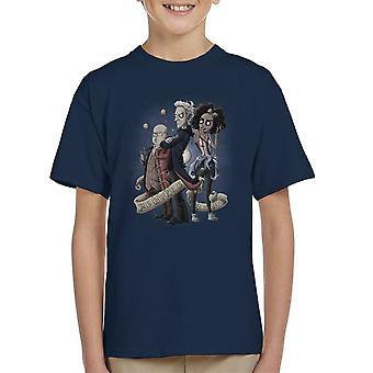 This Universe Is Under My Watch Doctor Who Kid's T-Shirt