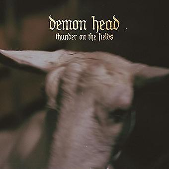 Demon Head - Thunder on the Fields [CD] USA import