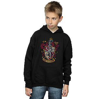 Gryffindor Harry Potter chłopców w trudnej sytuacji Crest Bluza z kapturem