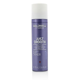 Goldwell Style Sign Just Smooth Soft Tamer 1 Taming Lotion - 75ml/2.5oz