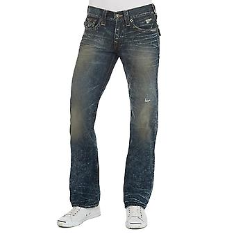 True Religion Ricky With Flap CJCD Gothic Rains Jeans