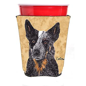 Australian Cattle Dog rouge coupe Solo boissons isolant Hugger