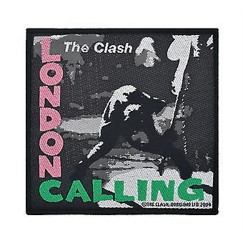 Clash London Calling Woven Patch
