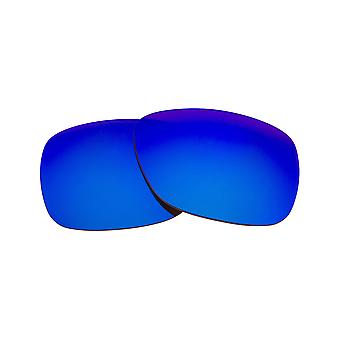 SEEK Lenses Compatible for RAY BAN Justin 4165 Polarized Blue Mirror