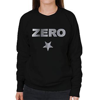 Zero Star The Smashing Pumpkins Women's Sweatshirt