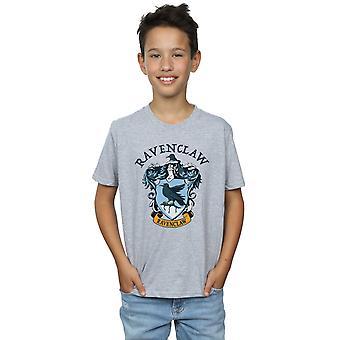 Harry Potter gutter Ravenclaw Crest t-skjorte