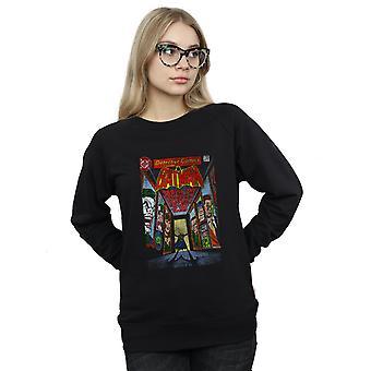 DC Comics Women's Batman Rogues Gallery Cover Sweatshirt