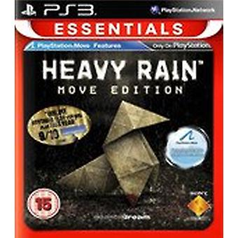 Heavy Rain Move Edition PlayStation 3 Essentials (PS3)-fabriken förseglad