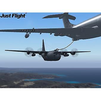 C-130 Hercules add-on voor FS 2004 (PC DVD)-nieuw