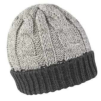 Result Unisex Winter Essentials Shades of Grey Hat
