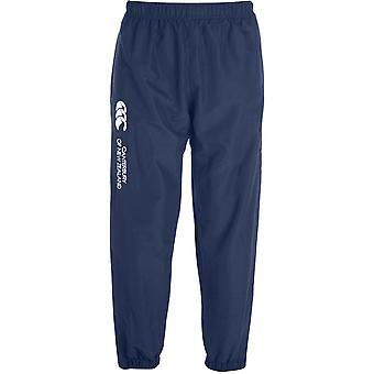 Canterbury Boys CCC Logo Cuffed Hem Stadium Tracksuit Pants / Bottoms
