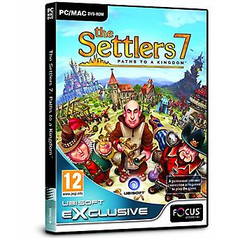 The Settlers 7 Paths to a Kingdom (PCMac DVD) - New