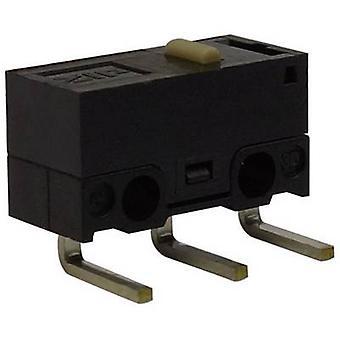 Zippy Microswitch DF-03S-0D-Z 125 V AC 3 A 1 x On/(On) momentary 1 pc(s)