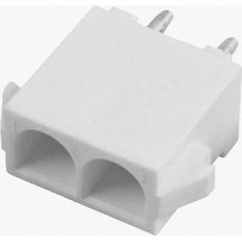 TE Connectivity Buchse Gehäuse - PCB-Universal-MATE-N-LOK Gesamtzahl der Stifte 3 350825-1-1 PC
