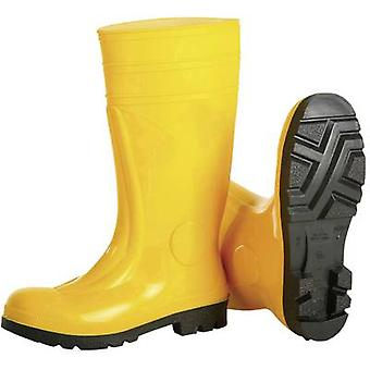 L+D Safety 2490 Safety work boots S5 Size: 43 Yellow 1 Pair