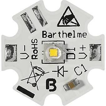 Barthelme teho LED päivänvalo valkoinen ETY: A + (A ++ - E) 6 W 580 lm 120 ° 1800 mA 6100 3715