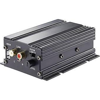 2-ערוץ headstage 100 W בסיס טק AP-2100