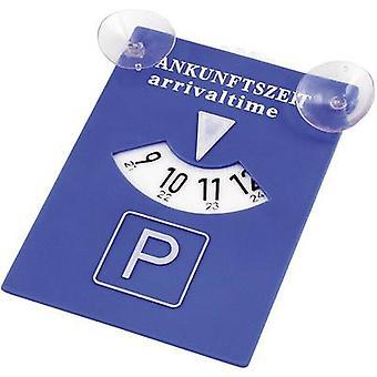 APA 30102 Parking disc 11 cm x 15 cm incl. suction cup