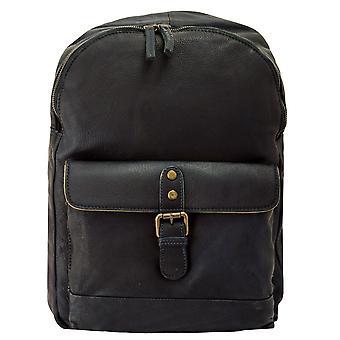 Ashwood Spitalfields Unisex Vintage Wash Backpack
