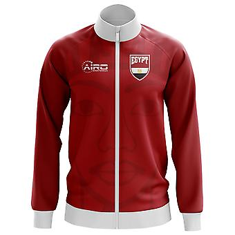 L'Égypte Concept Football Track Jacket (rouge)