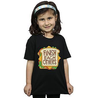 Disney Girls Wreck It Ralph Anna's Shirt T-Shirt