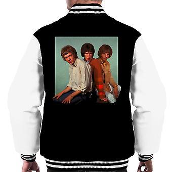 TV Times Walker Brothers Portrait Men's Varsity Jacket