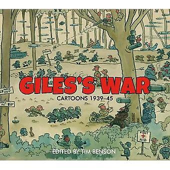 Guerra do Giles por Timothy S. Benson - 9781847948090 livro