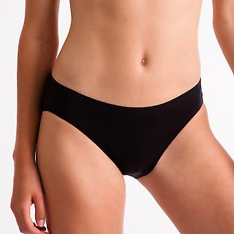 Silky Childrens Girls Dance Invisible High Cut Brief