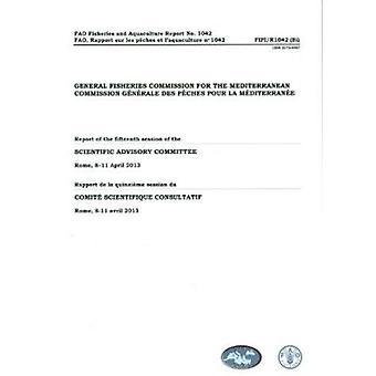 Verslag van de vijftiende bijeenkomst van het wetenschappelijk adviescomité-