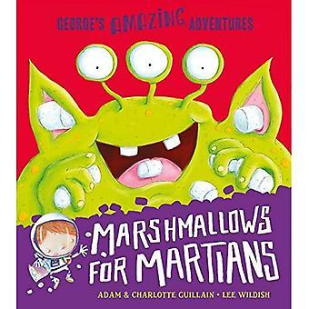 Marshmallows voor Martians