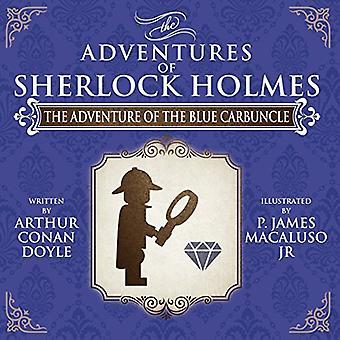 Äventyr i den blå Carbuncle - affärsföretagen av Sherlock Holmes nya inbillade