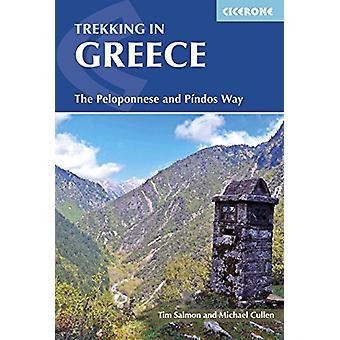 Vandring i Grekland - Peloponnesos och Pindos sätt av Tim Salmon - 97