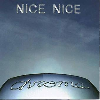 Nice Nice - Chrome [CD] USA import