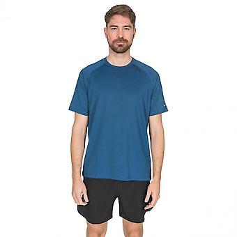 Utro Mens Deckard DLX Anti bakteriell rask tørr T skjorte