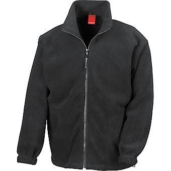 Regard extérieur Mens Parnis Therm polaire Full Zip Jacket Coat