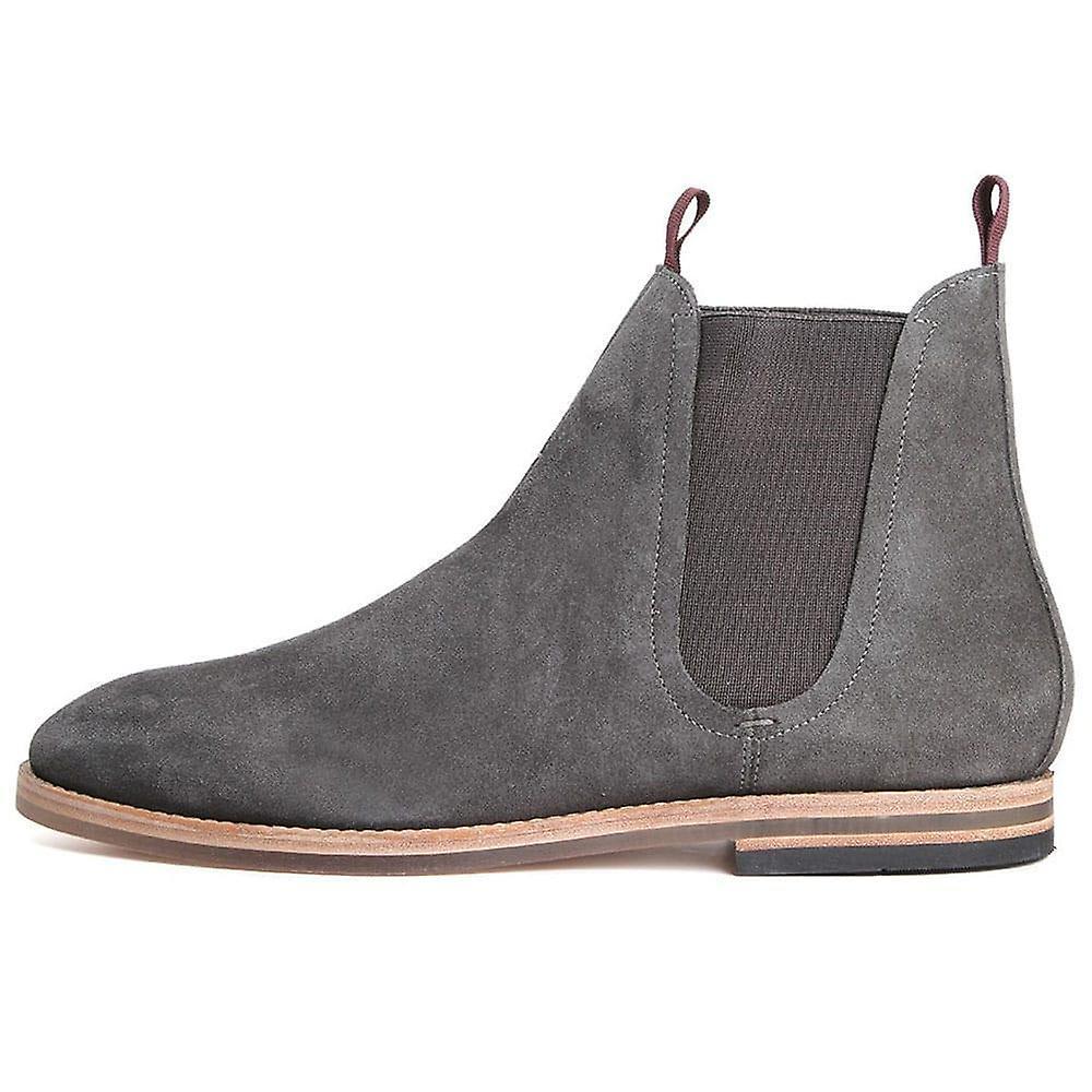 Hudson Shoes Eldon Chelsea Boot Suede