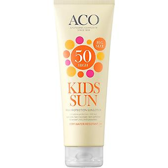 ACO Kids Sun Lotion SPF 50 250ml ACO Kids Sun Lotion SPF 50 250ml