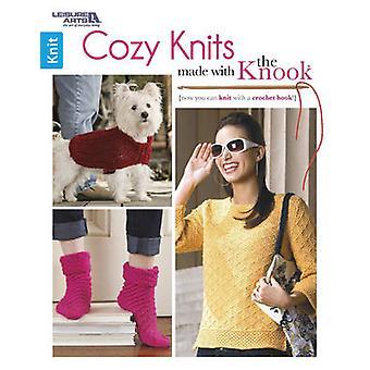 Cozy knits Made med Knook av fritid Arts-9781464756641 bok