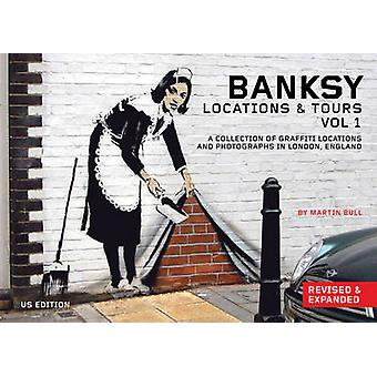 Banksy Locations and Tours - A Collection of Graffiti Locations and Ph