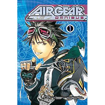 Air Gear Omnibus Volume 1 by Oh! Great - 9781612624006 Book