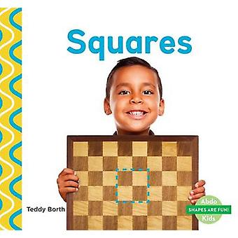 Squares by Teddy Borth - 9781680801460 Book