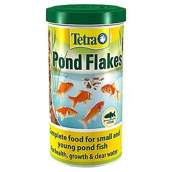 Tetra Pond Flakes 800g/4Ltr