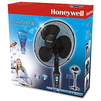 Honeywell QuietSet Pedestal Oscillating Stand Fan