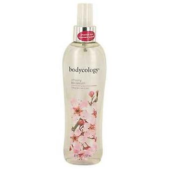 Bodycology Cherry Blossom By Bodycology Fragrance Mist Spray 8 Oz (women) V728-538301