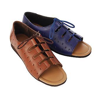 Ghillie Tie Sandals (Pair)