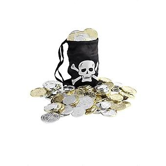 Smiffy's Pirate Coin Bag