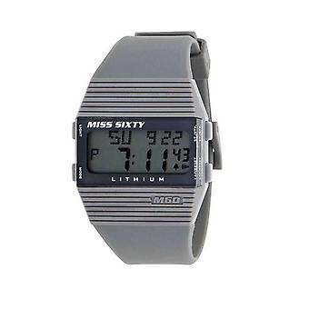 Miss 60 Pryamidal grijs horloge SIC005