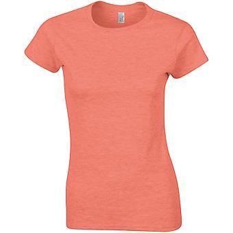 Gildan-Softstyle dame dame Ringspundet T-shirt