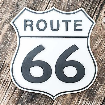 Route 66 - wall plaque